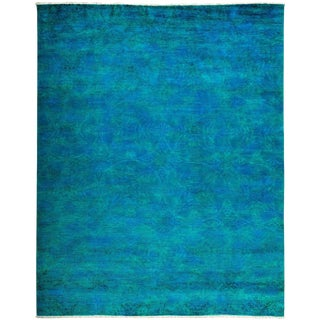 "Vibrance Hand Knotted Area Rug - 8'2"" X 10'2"""