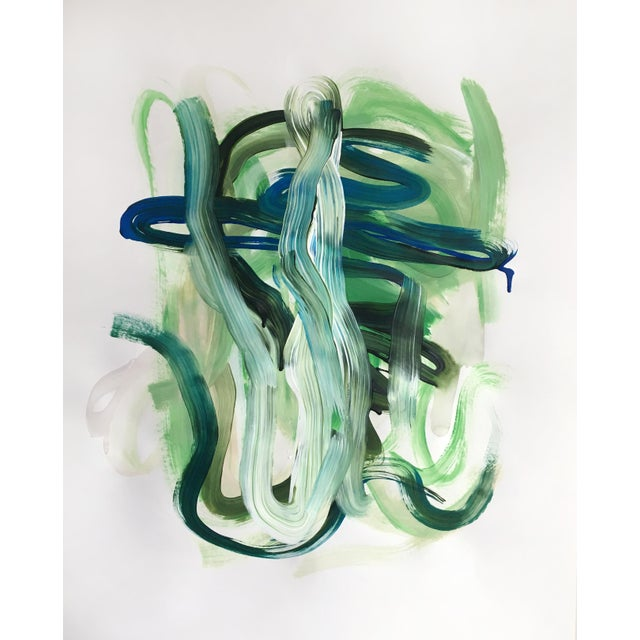 Free Your Heart Jessalin Beutler Original Painting For Sale In Seattle - Image 6 of 6