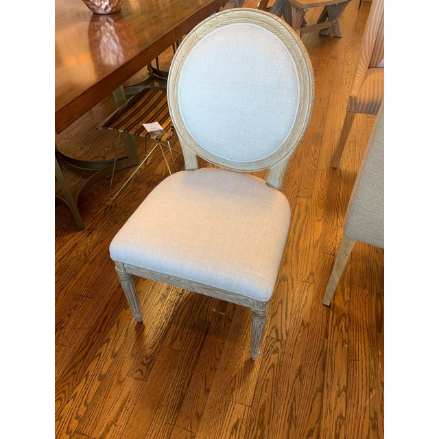Modern Nichole Side Chair For Sale - Image 4 of 4