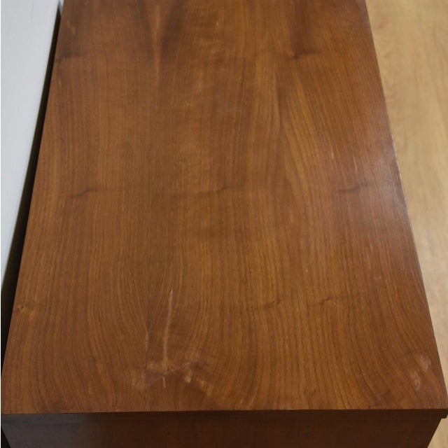 Young Walnut Nightstands - Pair - Image 7 of 10
