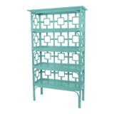 Image of Sobe Etagere - Turquoise For Sale