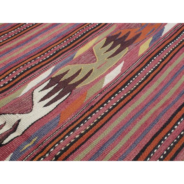Konya Kilim For Sale In New York - Image 6 of 6
