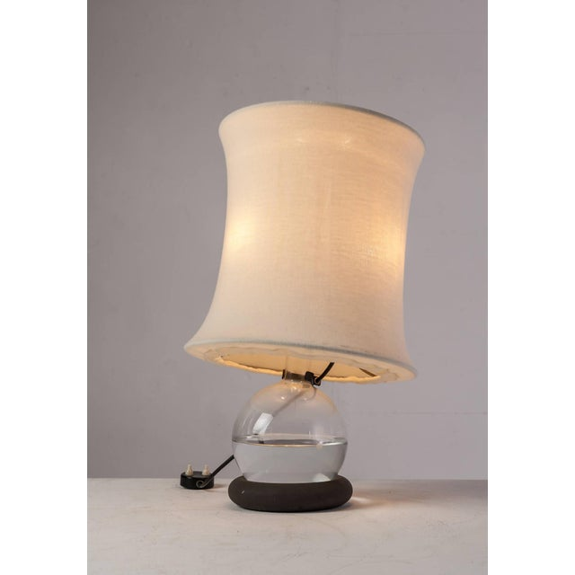 Gianfranco Frattini Lotus Table Lamp for Meroni, Italy, 1960s - Image 2 of 9