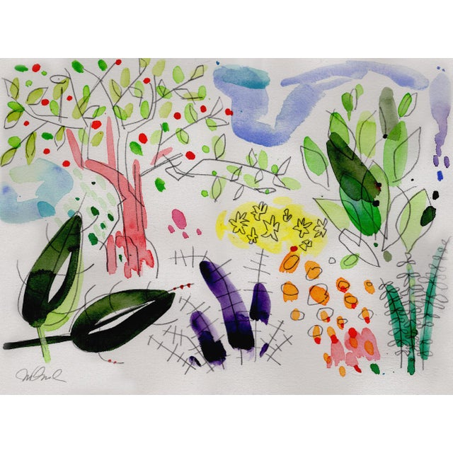"""Traditional English Garden Set of 9 8x10"""" Giclee Prints. For Sale - Image 3 of 11"""
