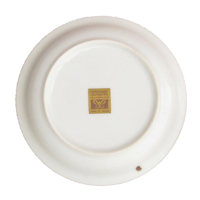 French Bistro Change Plates - Set of 4 - Image 3 of 3