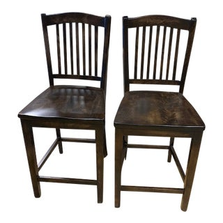 Bermex Bar Stools- A Pair For Sale