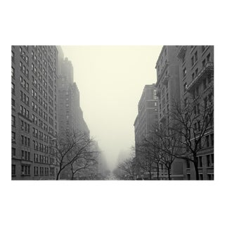 Black & White West End Ave Nyc Photograph For Sale
