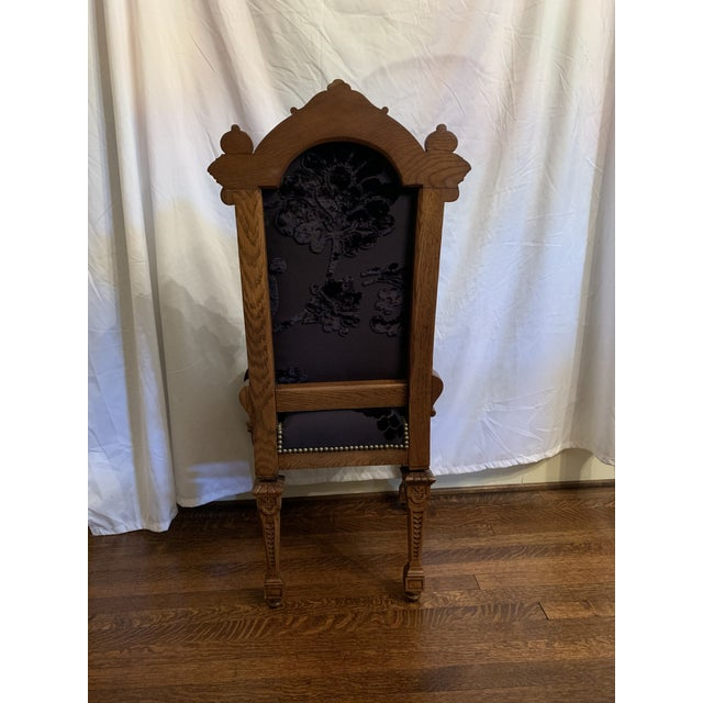 Renaissance Revival Dining Chairs Set of 12 For Sale - Image 4 of 13