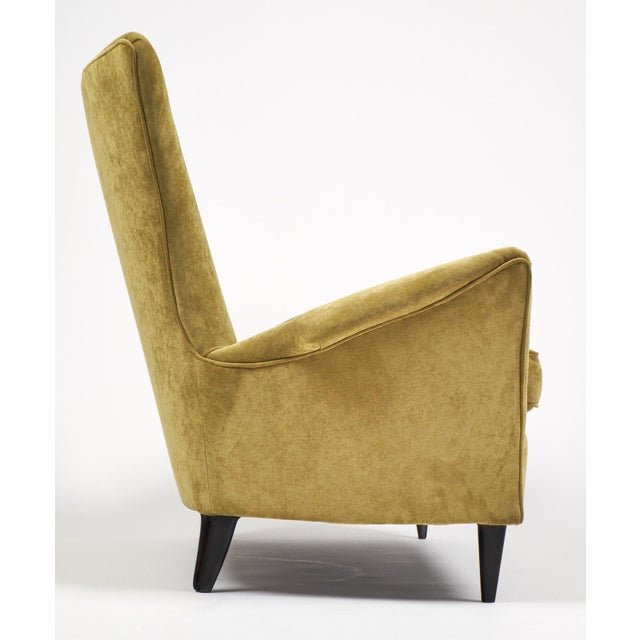 Vintage Gio Ponti Italian Sofa - Image 5 of 9