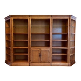 Drexel Family Room Wall Unit For Sale