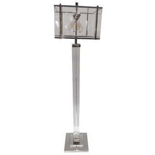 Amazing Charles Hollis Jones Edison Floor Lamp For Sale