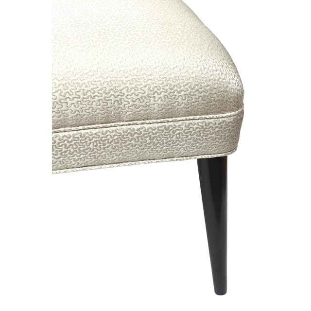 Mid-Century Modern Tommi Parzinger Side Chairs - a Pair For Sale In Miami - Image 6 of 10