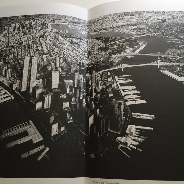 1990 Panorama of the City of New York Book For Sale - Image 9 of 11