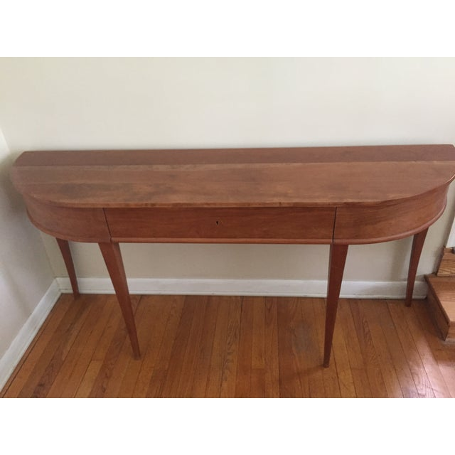 French Neirmann Weeks Frascati Console Table For Sale - Image 3 of 11