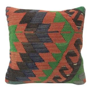 Decorative Turkish Kilim Pillow For Sale