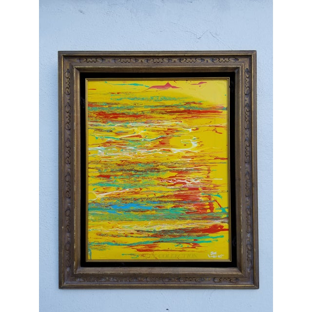 Contemporary Abstract Expressionist Painting For Sale - Image 10 of 10