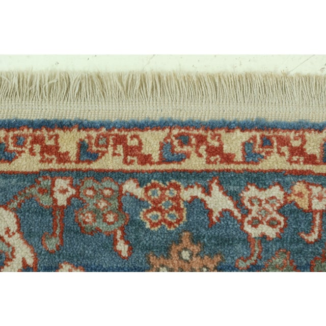 Textile Karastan Approx 8 X 12 Ushak Colonial Williamsburg Rug For Sale - Image 7 of 13