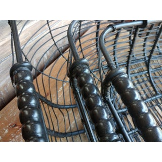 Iron Wire Baskets - Set of 3 Preview