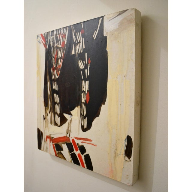 Abstract Abstract Painting, Sake at Bar Vitelli For Sale - Image 3 of 5