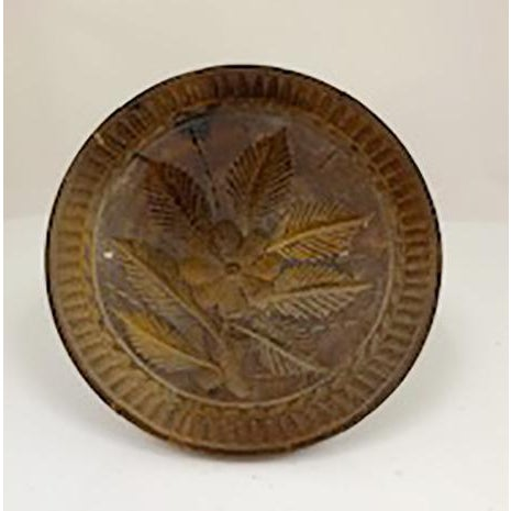 Collection of 4 Antique Butter Molds For Sale - Image 9 of 10