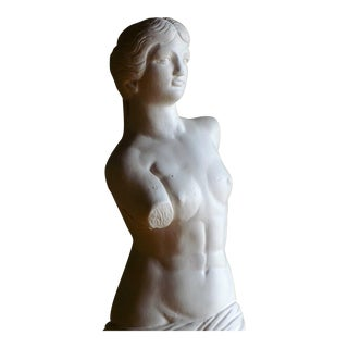 Primitive Venus De Milo Statue For Sale