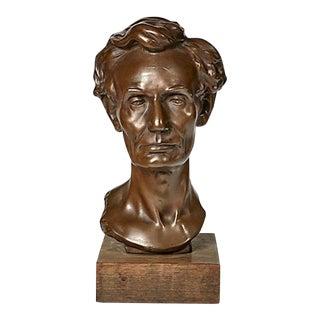 Abraham Lincoln Copper Statue
