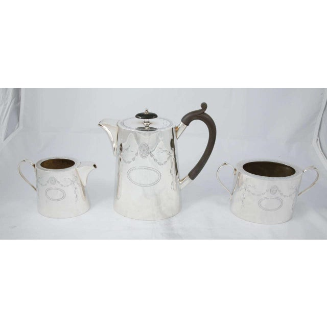 3 Piece Coffee Set For Sale - Image 10 of 11