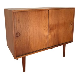 Peter Hvidt for Illums Bolighus Danish Modern Teak Cabinet For Sale