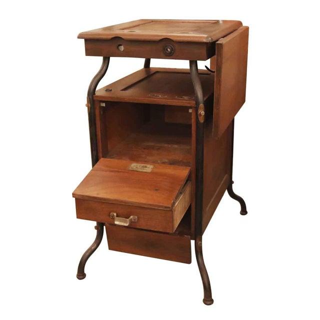 Rare duplicator copy machine base for the original mimeograph machine by D. Gestetner Tottenham, London ca 1927 Model 15....
