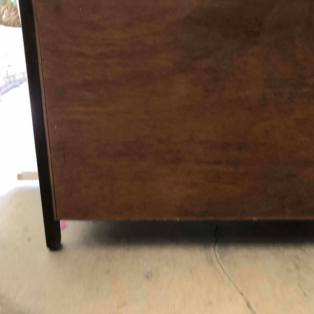 Mid-Century Modern Solid Wood Credenzas - A Pair For Sale - Image 12 of 13