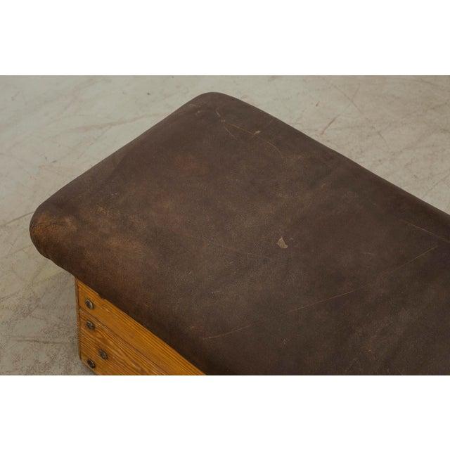 Vintage Dutch Gym Bench - Image 9 of 10