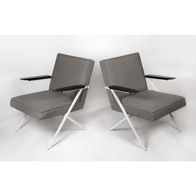 1950s Ladislav Rado Cantilevered Lounge Chairs for Knoll and Drake, 1950s For Sale - Image 5 of 10