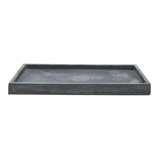 Bowery Tray in Graphite For Sale