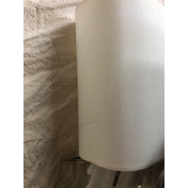 Whitewash Wall Sconce by Currey & Company For Sale In Washington DC - Image 6 of 8