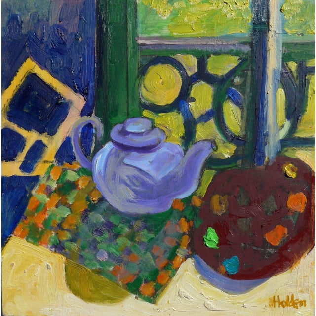 Afternoon Tea Painting - Image 1 of 4