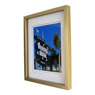 Limited Edition Framed Architectural Photography by C.. Damien Fox For Sale
