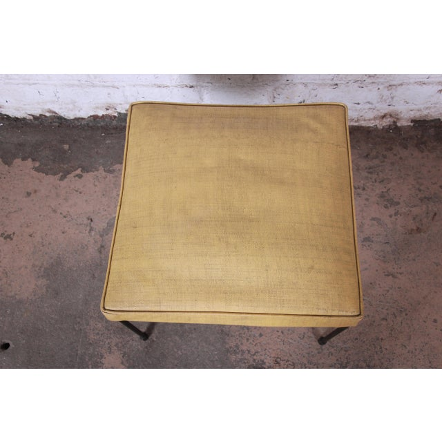 Original Paul McCobb Stool or Ottoman For Sale In South Bend - Image 6 of 7