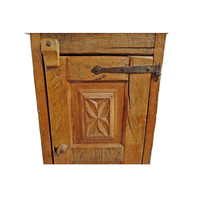 Early 20th Century Vintage Mesquite Side Cabinet For Sale - Image 5 of 7