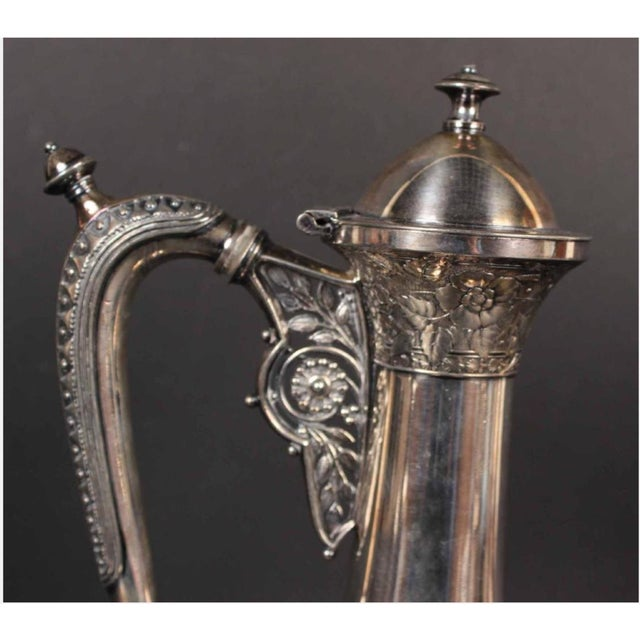 Moorish Coffee Pots From the Aesthetic Movement - Set of 3 For Sale - Image 4 of 7