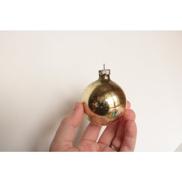 Mid Century Blown Glass Ornaments - Set of 23 - Image 5 of 7