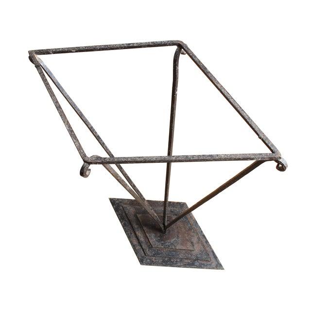 Mid-Century Iron Umbrella Stand - Image 2 of 2