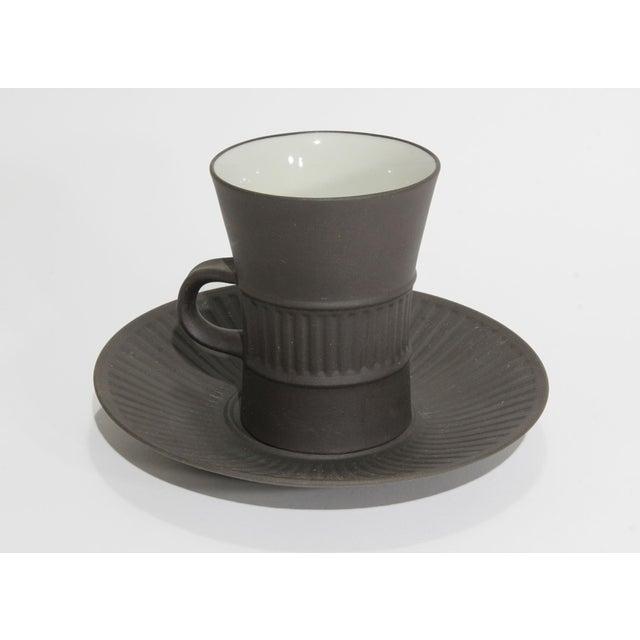 Mid-Century Modern Dansk Flamestone Coffee Service by Jens Quistgaard, 21 Piece Set For Sale - Image 3 of 8