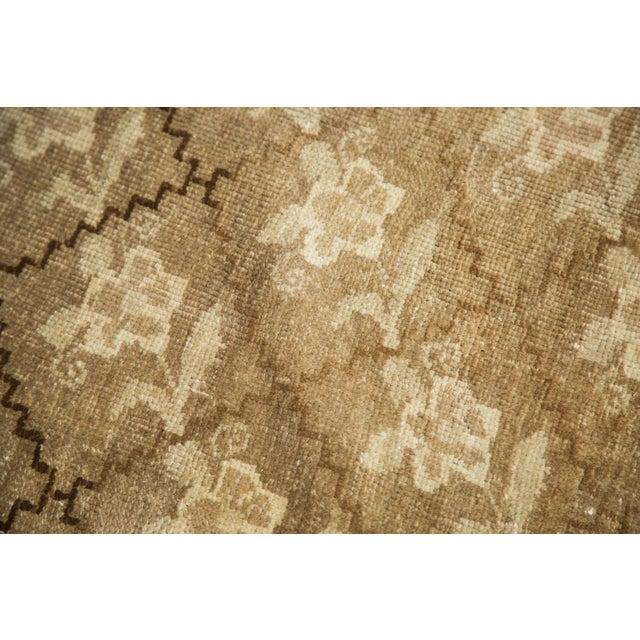 Vintage Oushak Carpet - 7′5″ × 10′8″ For Sale In New York - Image 6 of 9