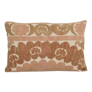 Vintage Samarkand Lumbar Pillow 103 For Sale