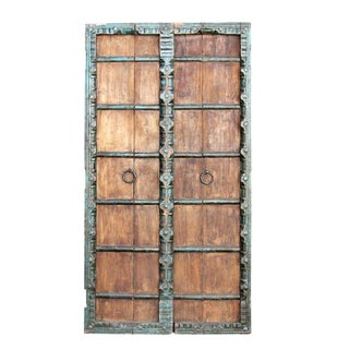 Rajkot Teak Blue Doors For Sale