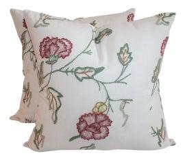 Image of Crewel Pillows