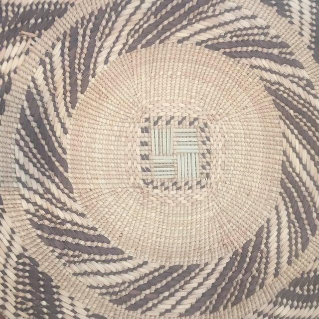 African Tonga Basket Bowl - Image 5 of 5