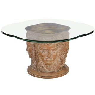 Four Seasons Cocktail Table For Sale