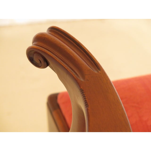 Brown Baker Chippendale Mahogany Dining Room Chairs - Set of 10 For Sale - Image 8 of 13