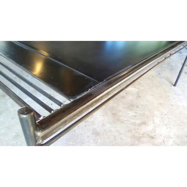 Strato Steel Coffee Table - Image 7 of 7